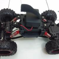 RC Off Road Big Foot Rock Crawler King 1:12 4WD - Modifikasi
