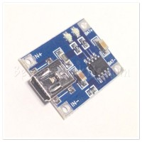 Mini Lithium Battery 5V USB 1A Charging Board / Charger Module