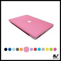 Aksesoris Pink Case for Macbook Air 13 inch