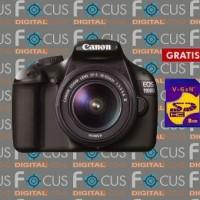 CANON EOS 1100D Kit (EF S18-55 IS II)