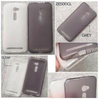 Asus Zenfone 2 ZE500CL (5 inch) - Matte TPU Soft Case