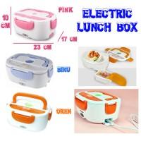 Lunch Box Electric Penghangat Makanan elektrik kotak makan Power Kids