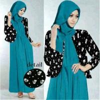 hijab set 3in1  / hijab cardi cat coksu tosca /maxi pasmina cardi