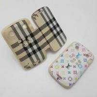 casing cover case hardcase flipcase LV for blackberry dakota