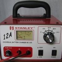 Charger Aki / Accu Merk Stanley (6v-12v-18v-24v)