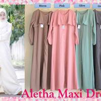 aletha maxy dress