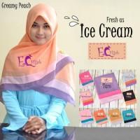 Square ICE CREAM  (Jilbab Segi empat)