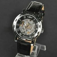 Jam Tangan Winner U8018 Automatic Mechanical Watch Otomatis Mekanis
