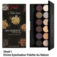 Sleek I - Divine Eyeshadow Palette Au Naturel