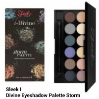 Sleek I - Divine Eyeshadow Palette Storm