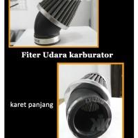 Filter udara variasi leher panjang Ky 42 MM