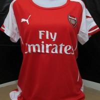 Jersey Bola Arsenal Home Ladies 14/15 GRADE ORI