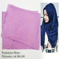 Pashmina shiny ( Jilbab gliter )