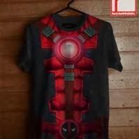 Kaos superhero deadpool