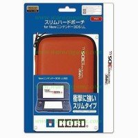 HORI (CN )New Nintendo 3DS LL XL Slim Hard Pouch Case (Red)