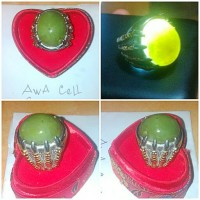 Giok Green Sojol Super ( Melon ) - Batu Energi
