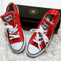Sepatu Converse Merah uk.39