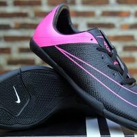 jual sepatu futsal,Nike Elastico Finale III Hitam Pink