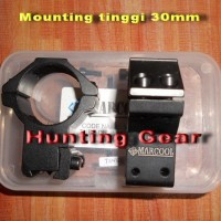 Mounting Marcool  30mm ( High)