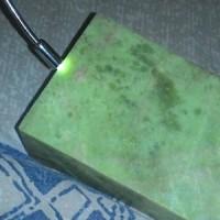 BATU GREEN SOJOL ijo super kristal/giok herkules yg ber energi