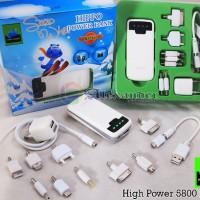 powerbank Hippo 5800 mah Original Garansi 3 bulan
