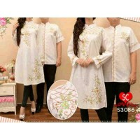 cp dress putih
