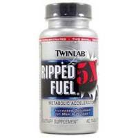 TWINLAB Ripped Fuel 5X (40)