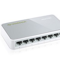 Switch Desktop TP-Link 8 port LAN Ethernet 10/100 Mbps - TPLink 8port