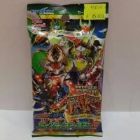 Kartu Kamen Rider Game Collection Card pack