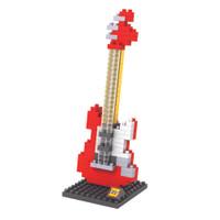 GIFT MEDIUM 9192 ELECTRIC GUITAR /RED