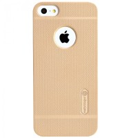 NILLKIN FROSTED HARD CASE IPHONE 5/5S GOLD