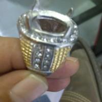 Gagang cincin titanium