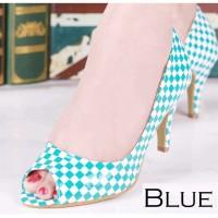 High Heels Import Sandal Sepatu Pesta Kantor 100% Original Pic MC029