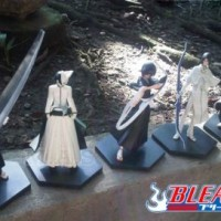 Action Figure Series- Bleach