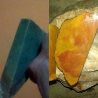 Paket Giok Green Sojol Hercules+Giok Batu Pepaya