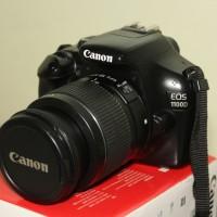 Kamera Dlsr Canon Eos 1100D Kit Lensa 18-55mm