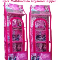 RMOZ Frozen Fanta (Rack Multifunction Organizer Zipper) RMO Retsleting