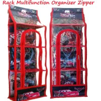 RMOZ Cars (Rack Multifunction Organizer Zipper)RMO Retsleting Karakter