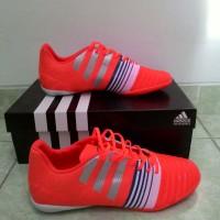 Sepatu Futsal Adidas Nitrocharge 3.0 Merah