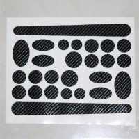 BC06 Sticker Pelindung Protector Frame Sepeda Carbon BMX MTB