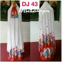 Mukena Bali Jumbo Katun Murah DJ43