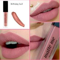 Jual Sleek Matte Me Birthday Suit