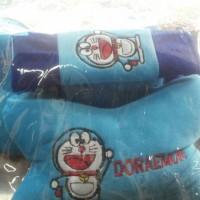 Bantal Mobil 2in1 Doraemon