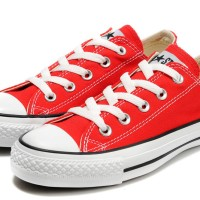 Sepatu Converse All Star - Red Styles