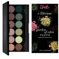 Sleek I- Divine Eyeshadow Palette