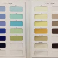 Kemeja Alisan Polos PANJANG size 16.5-17.5 (Cek Katalog Warna)