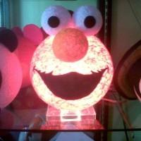 Lampu Tidur Elmo ( ThreadBall ID )