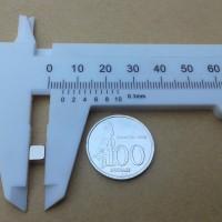 Magnet Super Strong / Kuat Neodymium Magnet Kotak / Block 5x5x5 mm