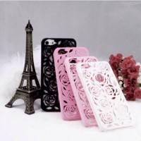 rose case iphone 5/5s, iphone 4/4s