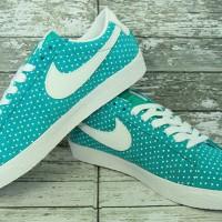 Sepatu Nike Blazer Vintage tosca(sepatu cat,casual,main,cewek,sekolah)